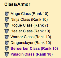 Lordoc's Armors