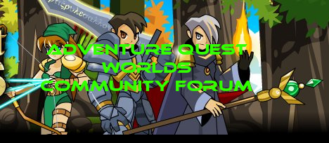 AQWorlds Community Forum