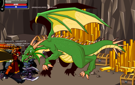GreenGuard Dragon