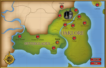 map-oaklore