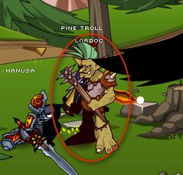 Pine Troll