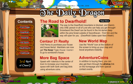 The Daily Dragon