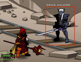 Drow Soldier