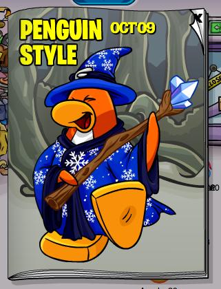 Penguin Style Oct' 09