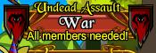 Undead Assault War