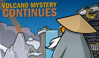 Volcano Mystery