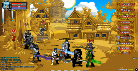 Battleon Map Battleon-gold1