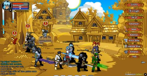 AQWorlds Gone Gold! | AQWorlds, Ninja Warz, Epic Duel Cheats